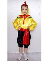 Детский новогодний костюм Петушок