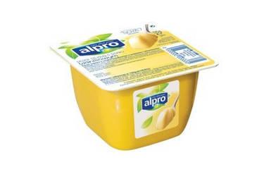 Десерт соевый ванильный Alpro, 125г