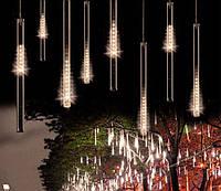 Светодиодная гирлянда Тающая сосулька, Метеоритный дождь, 30 см, цвета в ассортименте, Харьков, фото 1