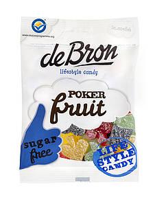 Желейные конфеты без сахара deBron, 90г