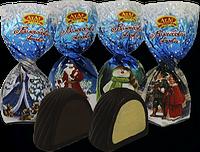 Шоколадные конфеты Вологодская сказка