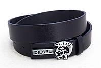 Ремень узкий кожаный Diesel, фото 1