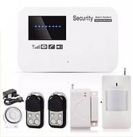 GSM сигнализация iS-3 free беспроводной комплект