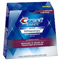 Отбеливающие полоски для зубов Crest 3D White Glamorous White Whitestrips. Упаковка 14 стикеров США