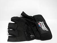 Перчатки для тяжелой атлетики с напульсником
