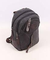 Рюкзак молодежный GORANGD 2058 серый, фото 1