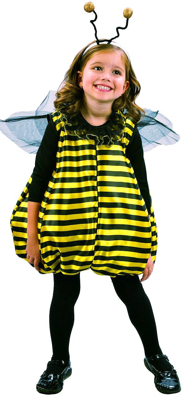 Карнавальный костюм Пчелка (платье), фото 1