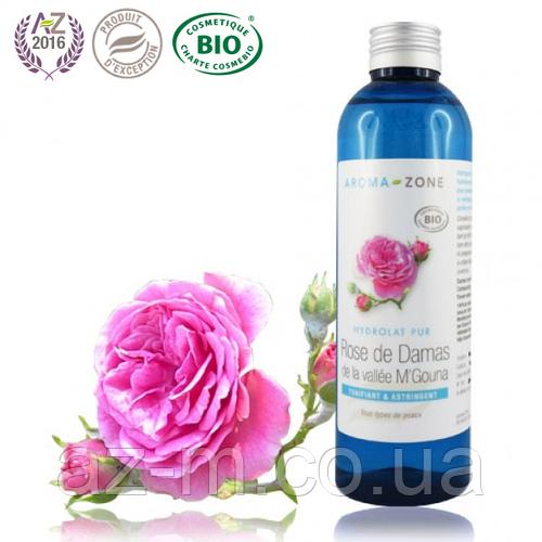 Гидролат Розы дамасской (Rose de Damas) BIO