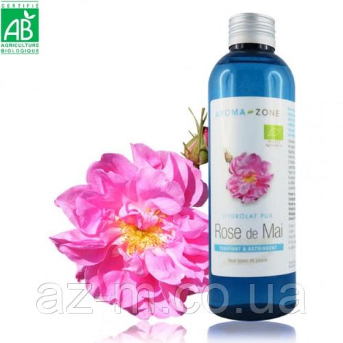 Гидролат Розы майской (Rose de Mai) BIO, 200 мл