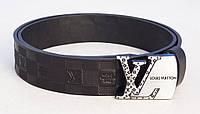 Кожаный ремень для джинс Louis Vuitton, фото 1