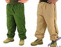 Теплые двусторонние реверсивные штаны ВС Великобритании