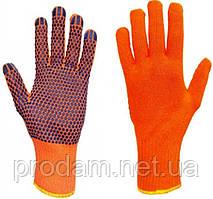 Перчатки рабочие  SWG-SFD помаранчові