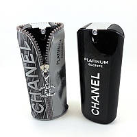 Мини-парфюм  Chanel Platinum Egoiste (Шанель Платинум Эгоист) 40 мл в чехле