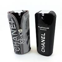 Мини-парфюм  Chanel Platinum Egoiste (Шанель Платинум Эгоист) 40 мл в чехле (реплика), фото 1