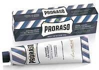 Крем для бритья PRORASO с алоэ, витамином Е и экстрактом лакрицы 150 мл