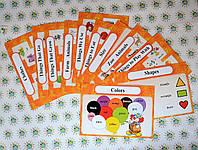 Набор плакатов для изучения английского языка. Картон