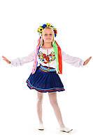"""Детский украинский костюм Украинка """"Слобожаночка"""""""