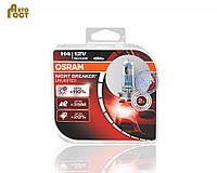 Osram H4 +110%  64193NBU- Галогенная лампа