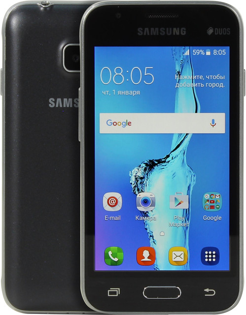 Чехлы для Samsung Galaxy J1 Mini J105