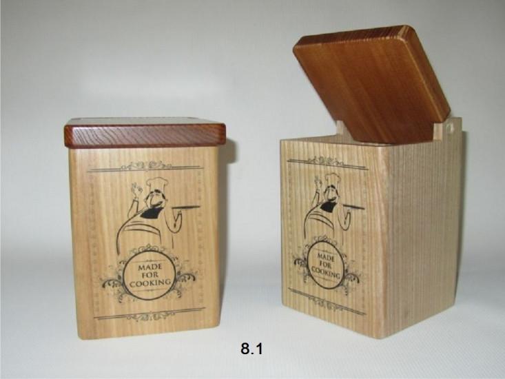Деревянные контейнеры Made For Cooking - Интернет магазин  МУРАВЕЙ в Харькове