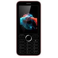 Мобильный телефон Viaan V241 Dual Sim (черный/ красный)