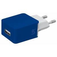 Сетевая зарядка TRUST URBAN Smart Wall Charger (Синий)
