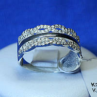 Ажурное серебряное кольцо кс 1241, фото 1