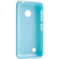 Чехол для сматф. MELKCO Nokia Lumia 530 Poly Jacket TPU Синий
