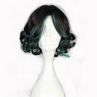 Парик аниме - вьющиеся волосы