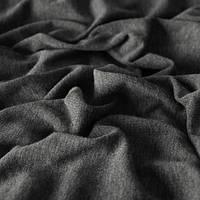 Ткань трикотаж вискоза плотная серая (метр )