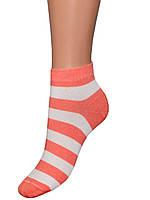 Детские носки (укороченные) (Персик)