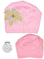 Детская шапочка (Розовый)