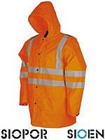 Куртка-дождевик для дорожников SIOPOR® SI-MONORAYJ