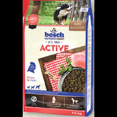 Bosch Active (Бош Актив), корм для активных собак, 15кг, NEW!, фото 2