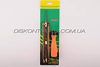Напильник бензопильный Ø5.5mm (+планка ручка) SAFELY