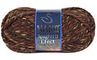 Пряжа Spaghetti Effect Спагетти эффект Nako, 7511