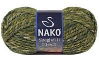 Пряжа Spaghetti Effect Спагетти эффект Nako, 7796