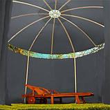 Круглый садовый павильон 3,5 м, фото 3
