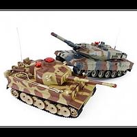 Танковый бой Huan Qi р/у 1:24 HuanQi 558 HQ-558