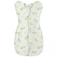 Евро-пеленка Мотылек на молнии для новорожденного малыша ТМ Berni