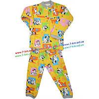 Пижама для детей N51200 байка 3 шт (2-6 лет)