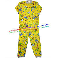Пижама для детей N51201 байка 3 шт (2-6 лет)
