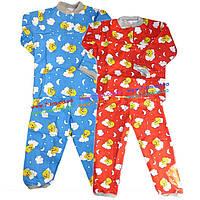Пижама для детей N51202 байка 3 шт (2-6 лет)