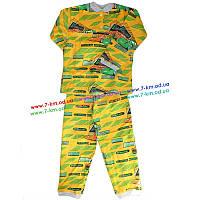 Пижама для детей N51205 байка 3 шт (2-6 лет)