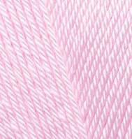Пряжа Дива Diva Ализе, 185, светло-розовый
