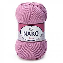 Пряжа Ибица Ibiza Nako, 10355, розово-сиреневый