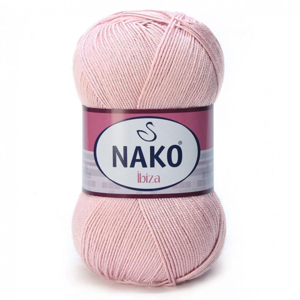 Пряжа Ибица Ibiza Nako, 5408, розовый