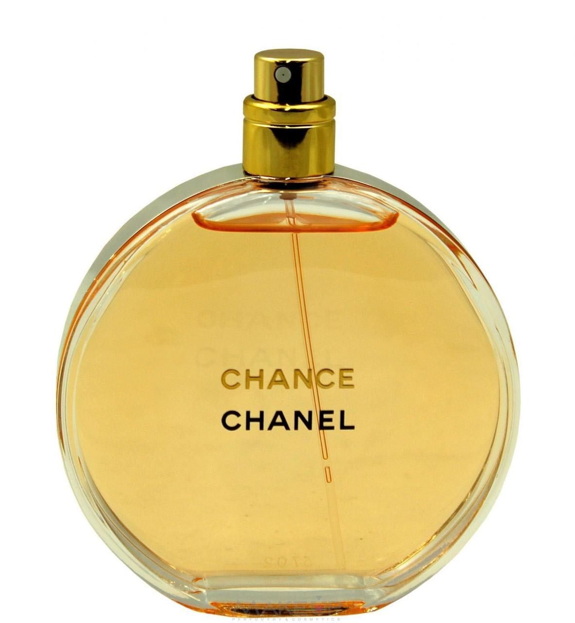 Chanel Chance парфюмированная вода 100 ml. (Тестер Шанель Шанс)