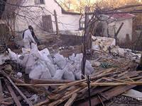 Очистка участка от строительного мусора