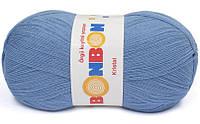 Пряжа Кристал Бон-бон Kristal Bonbon Nako, №98236, голубой